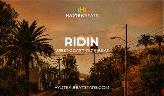 RIDIN - WEST COAST TYPE BEAT